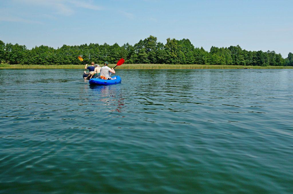 Žeimenio ežere