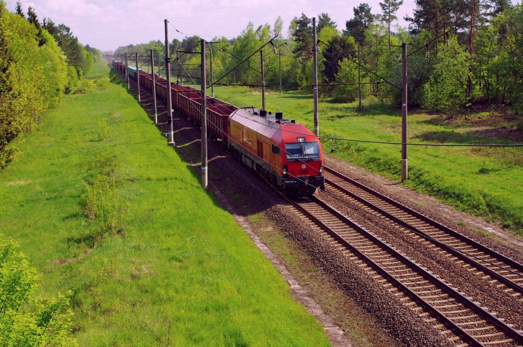 Tuščias traukinys
