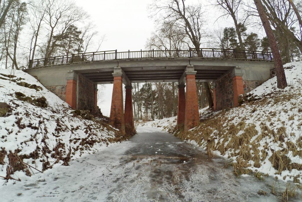 Tiltas per protaką