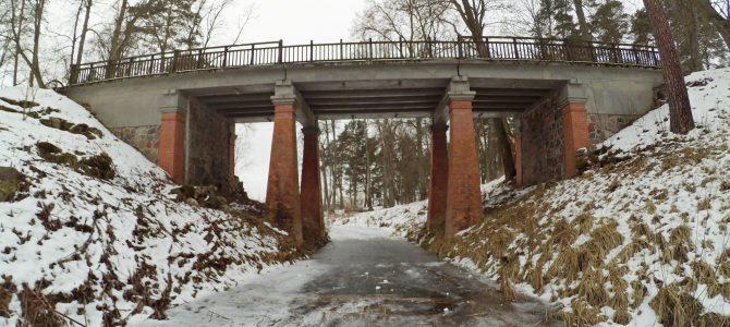 Ledinis pasivaikščiojimas Trakų apylinkėmis