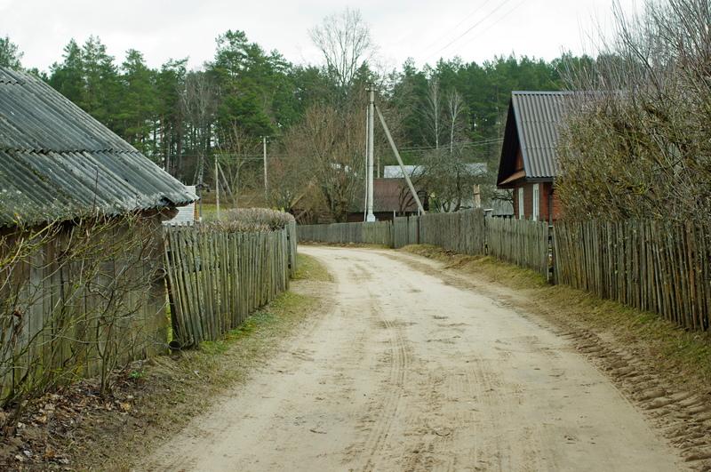 Zervynos - etnografinis kaimas
