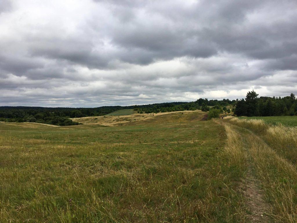Trakų rajono peizažas