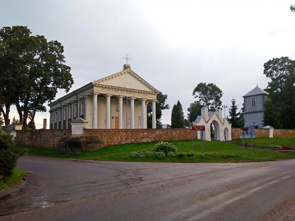 Onuškio bažnyčia