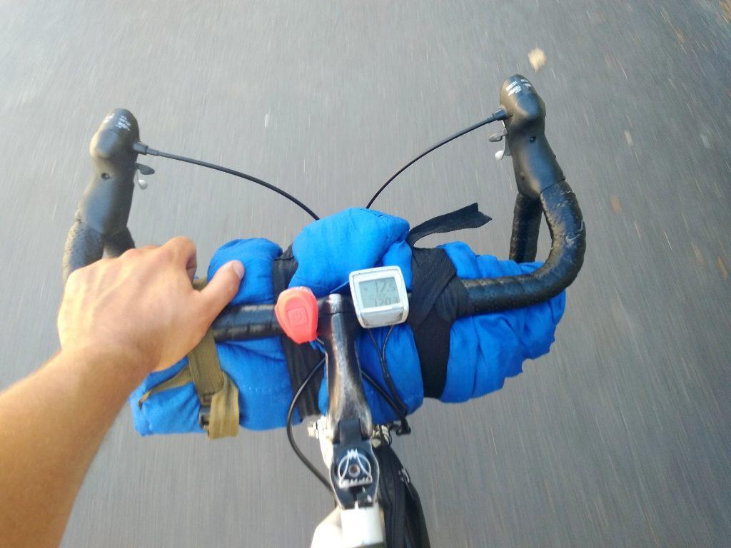 Sarema dviračiu