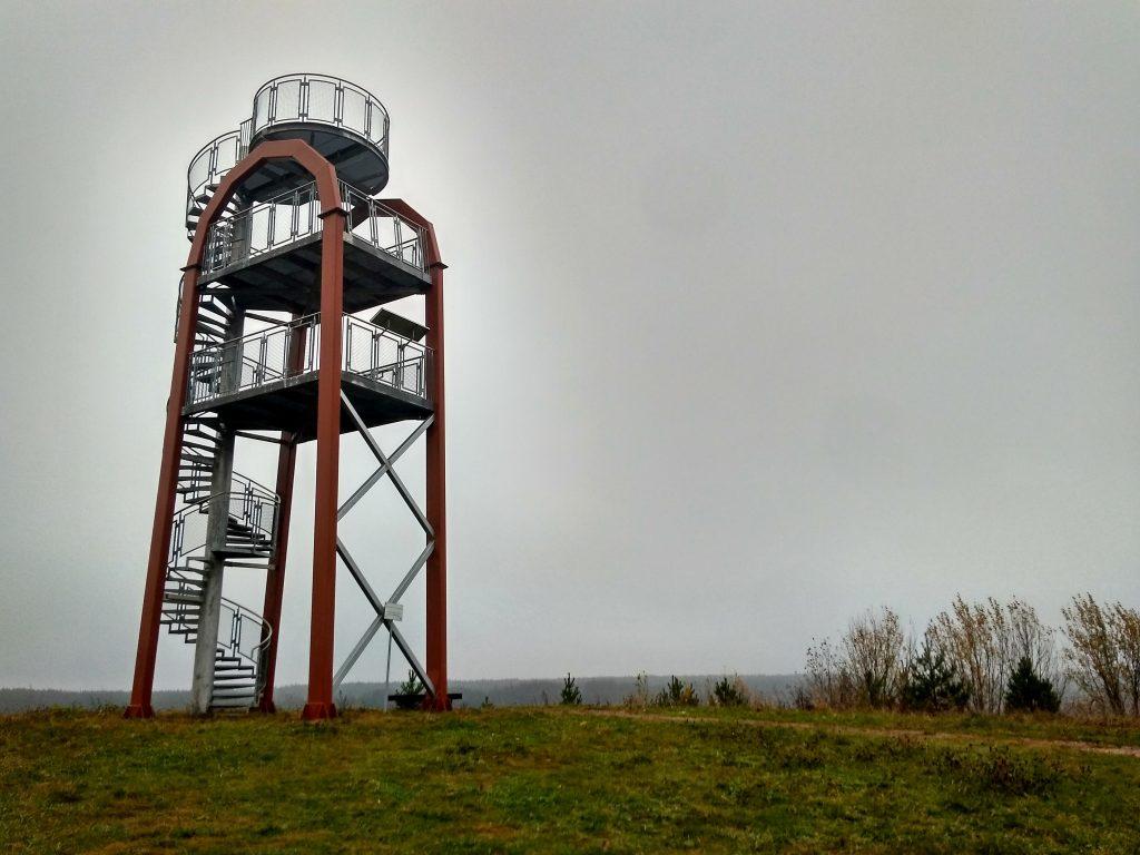 Didžiasalio apžvalgos bokštas