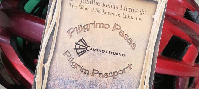 Camino Lituano dviračiais